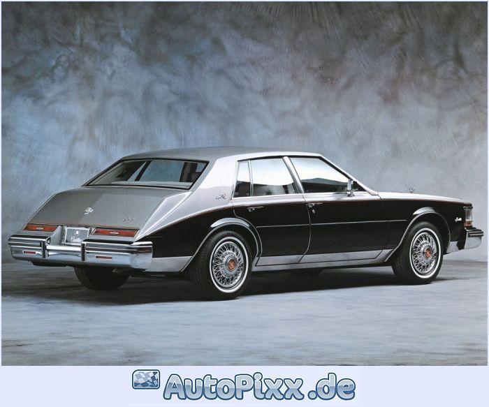 Cadillac Seville 1983 foto - 4