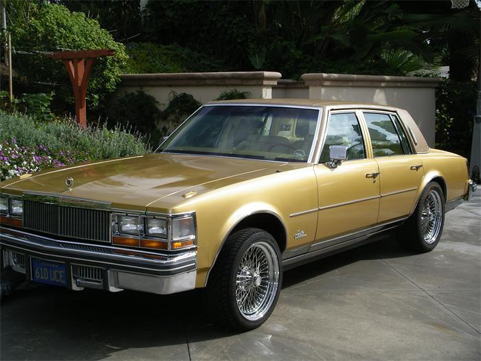 Cadillac Seville 1983 foto - 5