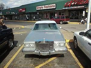 Cadillac Seville 1983 foto - 6