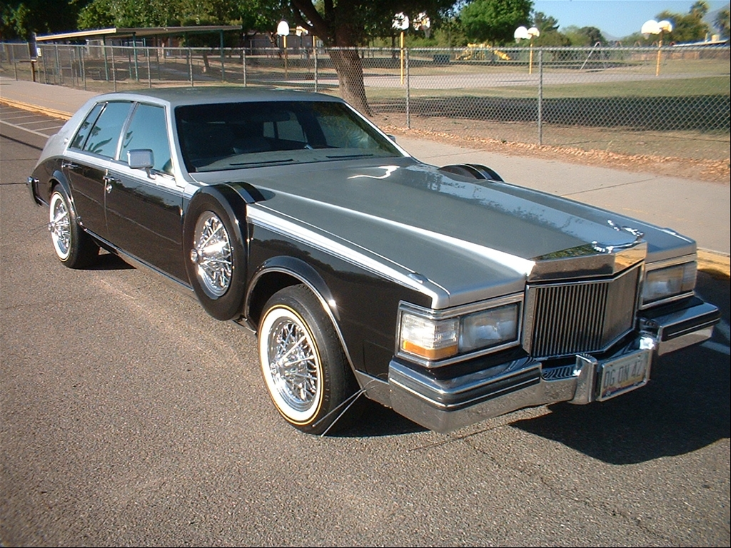 Cadillac Seville 1984 foto - 1