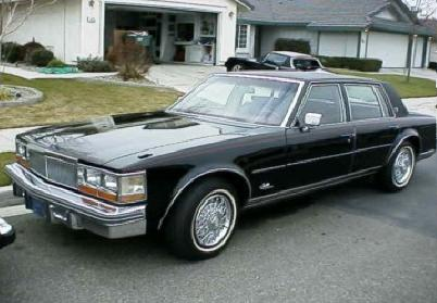 Cadillac Seville 1984 foto - 2