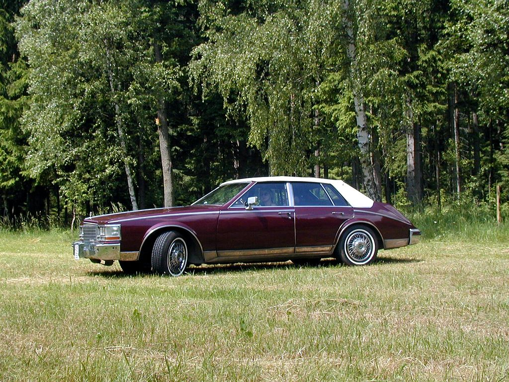 Cadillac Seville 1984 foto - 5