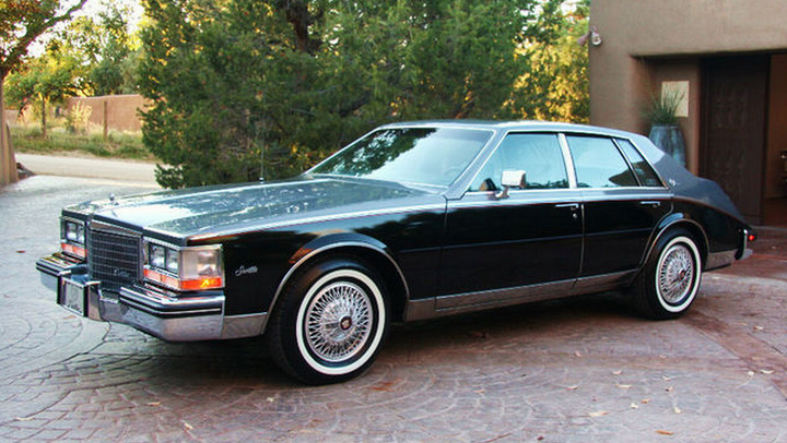 Cadillac Seville 1985 foto - 2