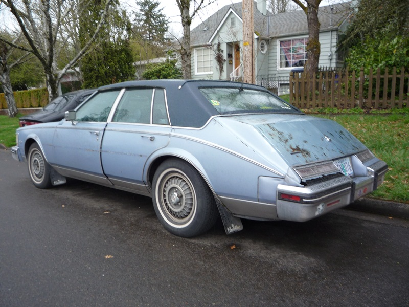 Cadillac Seville 1985 foto - 4