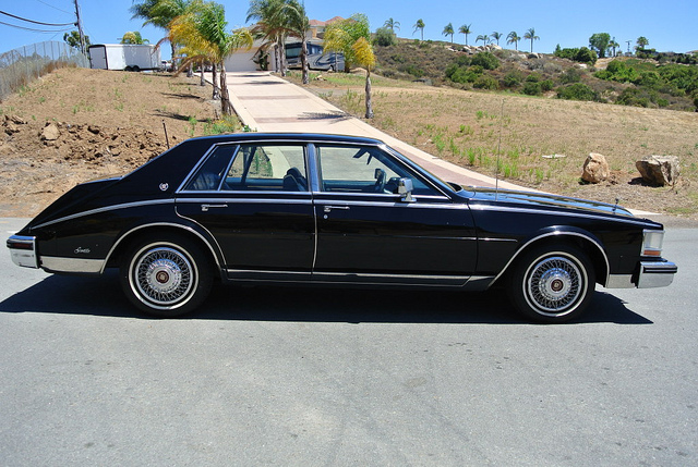 Cadillac Seville 1985 foto - 5