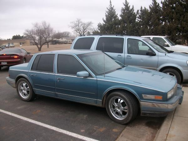 Cadillac Seville 1986 foto - 2