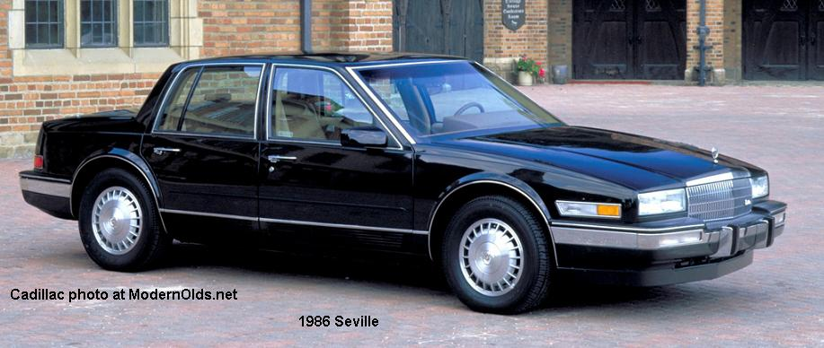 Cadillac Seville 1986 foto - 5