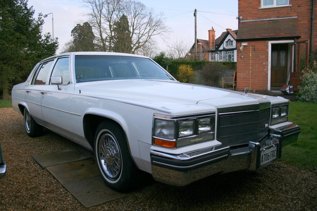 Cadillac Seville 1986 foto - 6