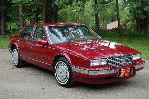 Cadillac Seville 1988 foto - 1