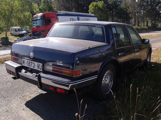 Cadillac Seville 1988 foto - 2