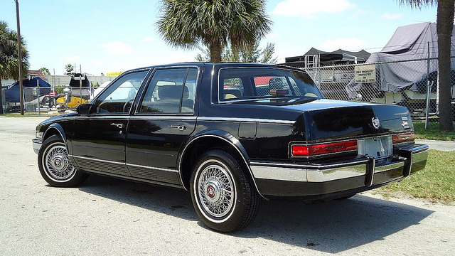 Cadillac Seville 1988 foto - 5