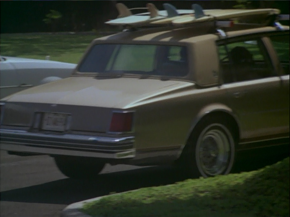 Cadillac Seville 1988 foto - 6