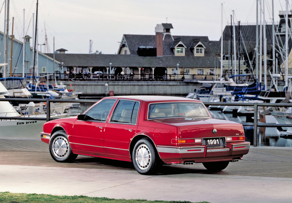 Cadillac Seville 1989 foto - 1