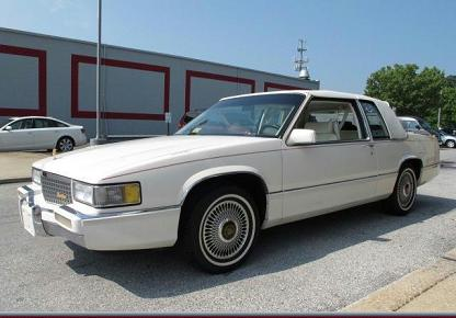 Cadillac Seville 1989 foto - 2