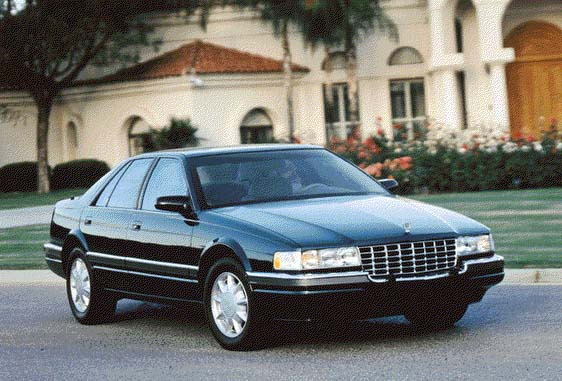 Cadillac Seville 1989 foto - 3