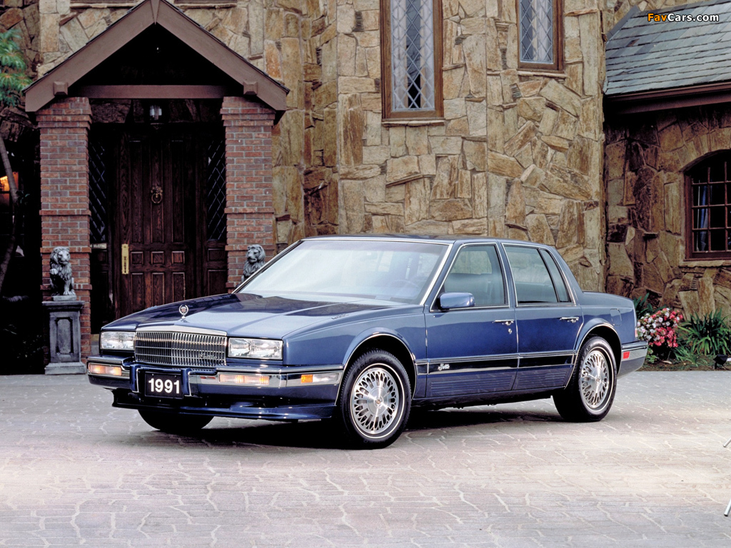 Cadillac Seville 1989 foto - 6