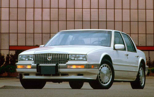 Cadillac Seville 1990 foto - 3