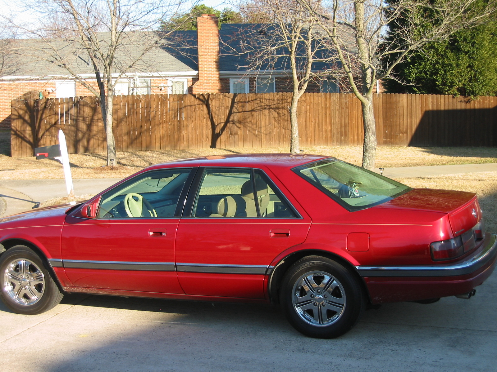 Cadillac Seville 1990 foto - 4