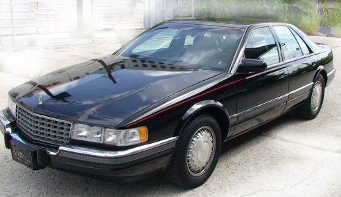Cadillac Seville 1992 foto - 4