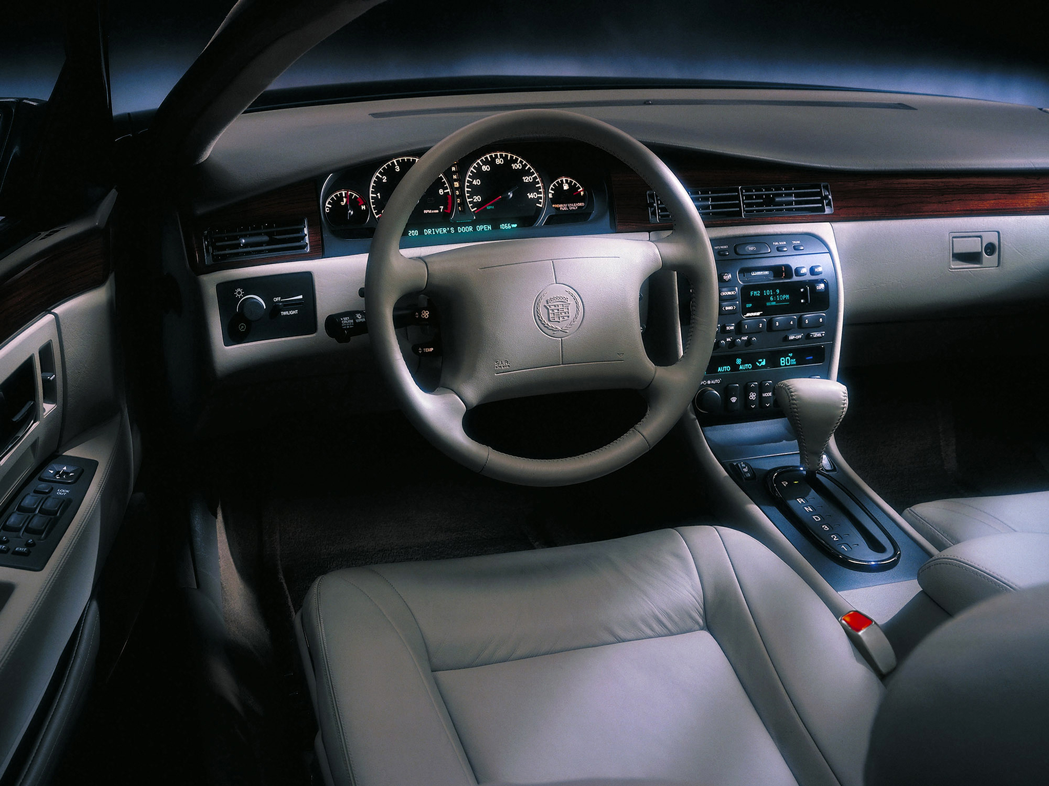 Cadillac Seville 1992 foto - 5