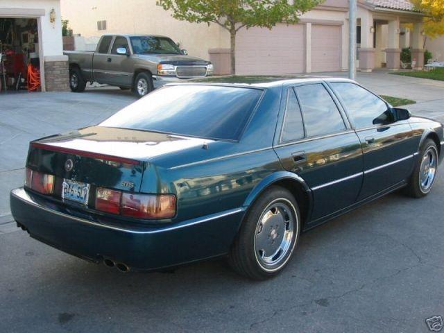 Cadillac Seville 1995 foto - 1