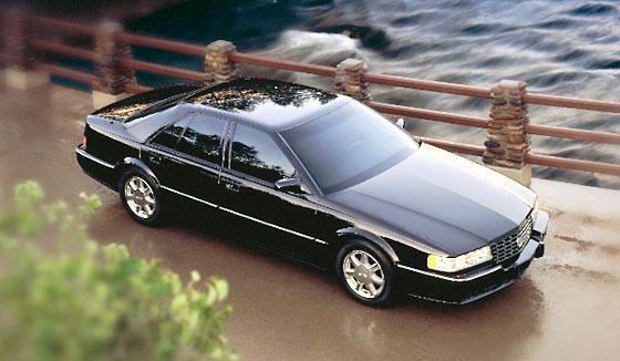 Cadillac Seville 1995 foto - 2