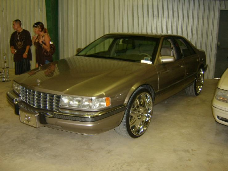 Cadillac Seville 1996 foto - 1