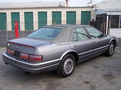 Cadillac Seville 1997 foto - 1