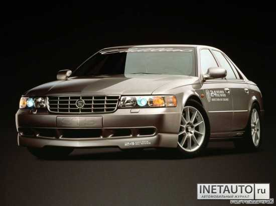 Cadillac Seville 1997 foto - 5