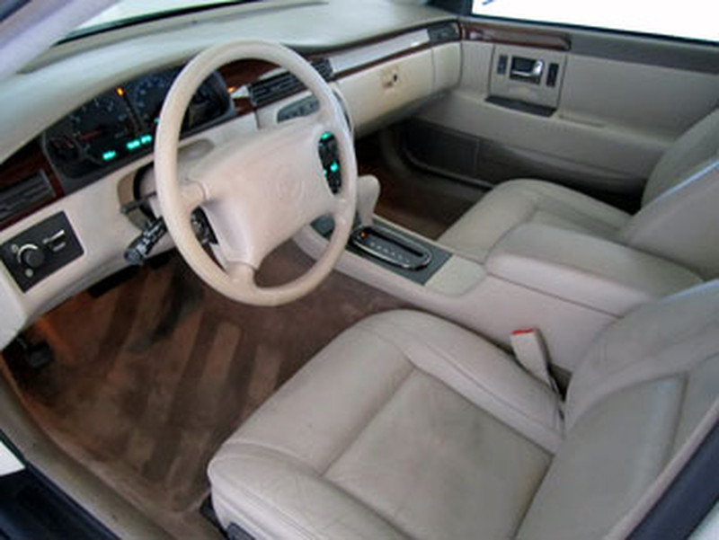 Cadillac Seville 1997 foto - 6