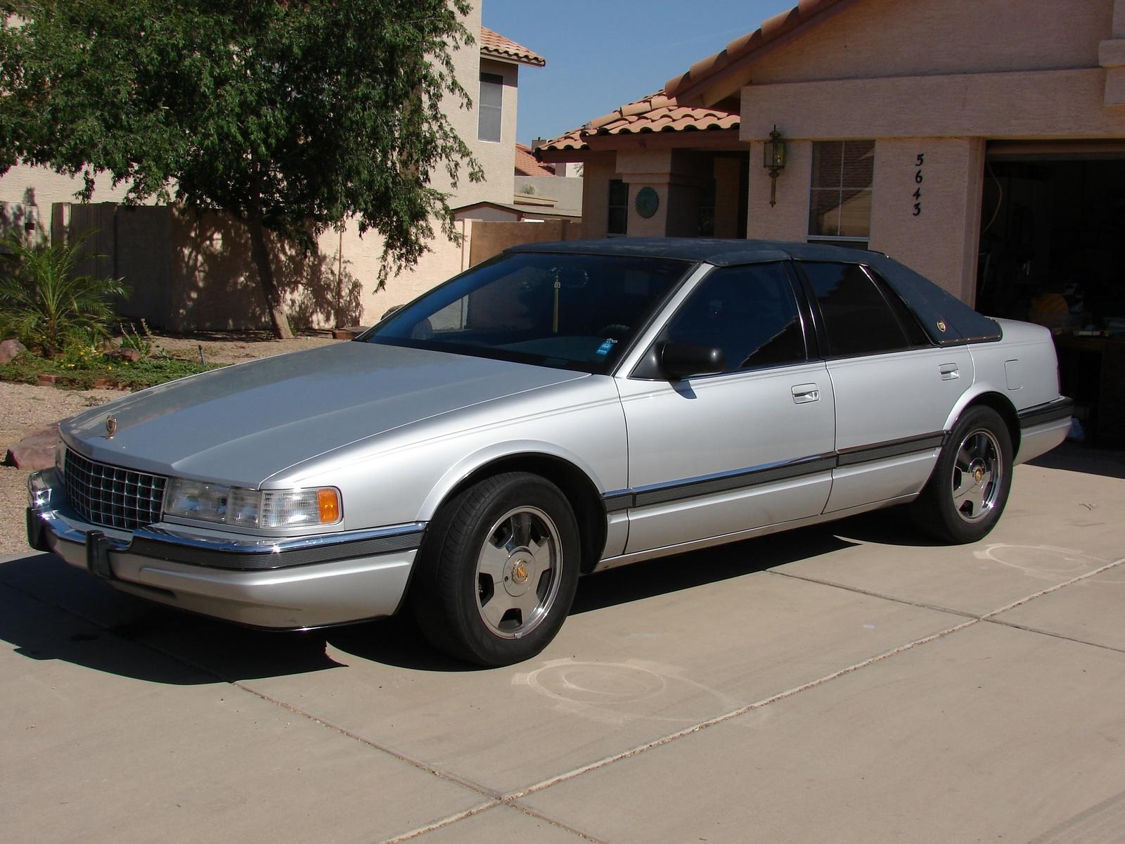 Cadillac Seville 1998 foto - 3