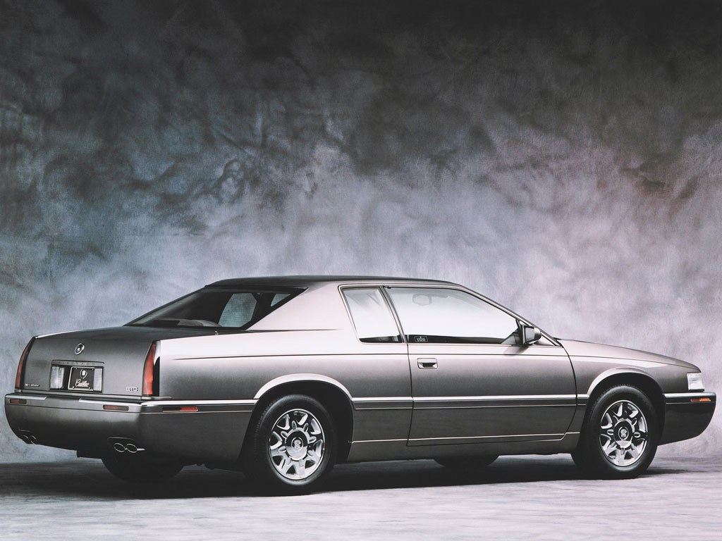 Cadillac Seville 1998 foto - 4