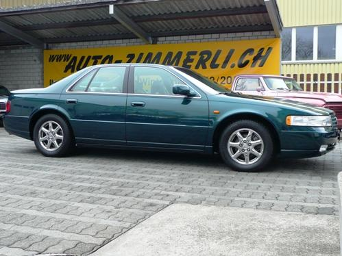 Cadillac Seville 2000 foto - 3