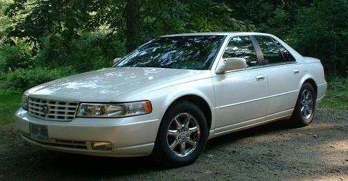 Cadillac Seville 2001 foto - 2