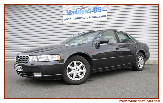 Cadillac Seville 2001 foto - 6