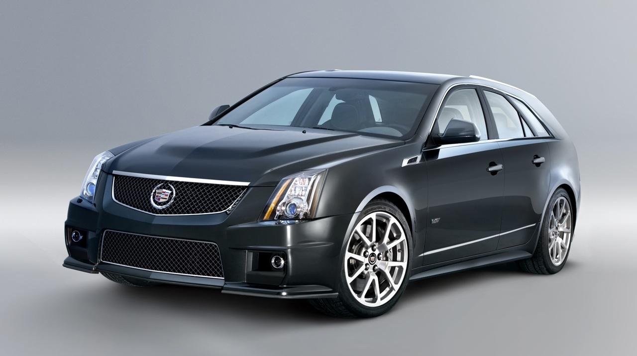 Cadillac Wagon 2010 foto - 1