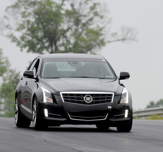 Cadillac Wagon 2015 foto - 4
