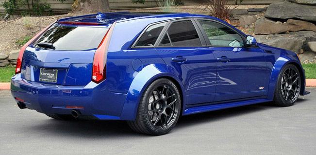 Cadillac Wagon 2015 foto - 5