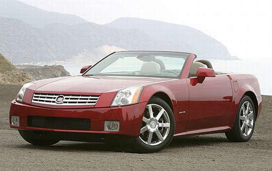 Cadillac XLR 2004 foto - 1