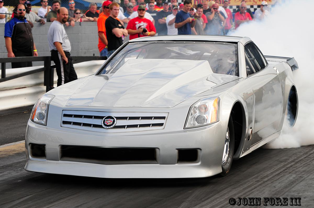Cadillac XLR 2004 foto - 5
