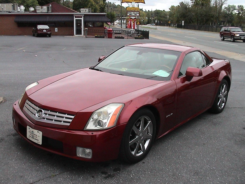 Cadillac XLR 2005 foto - 1