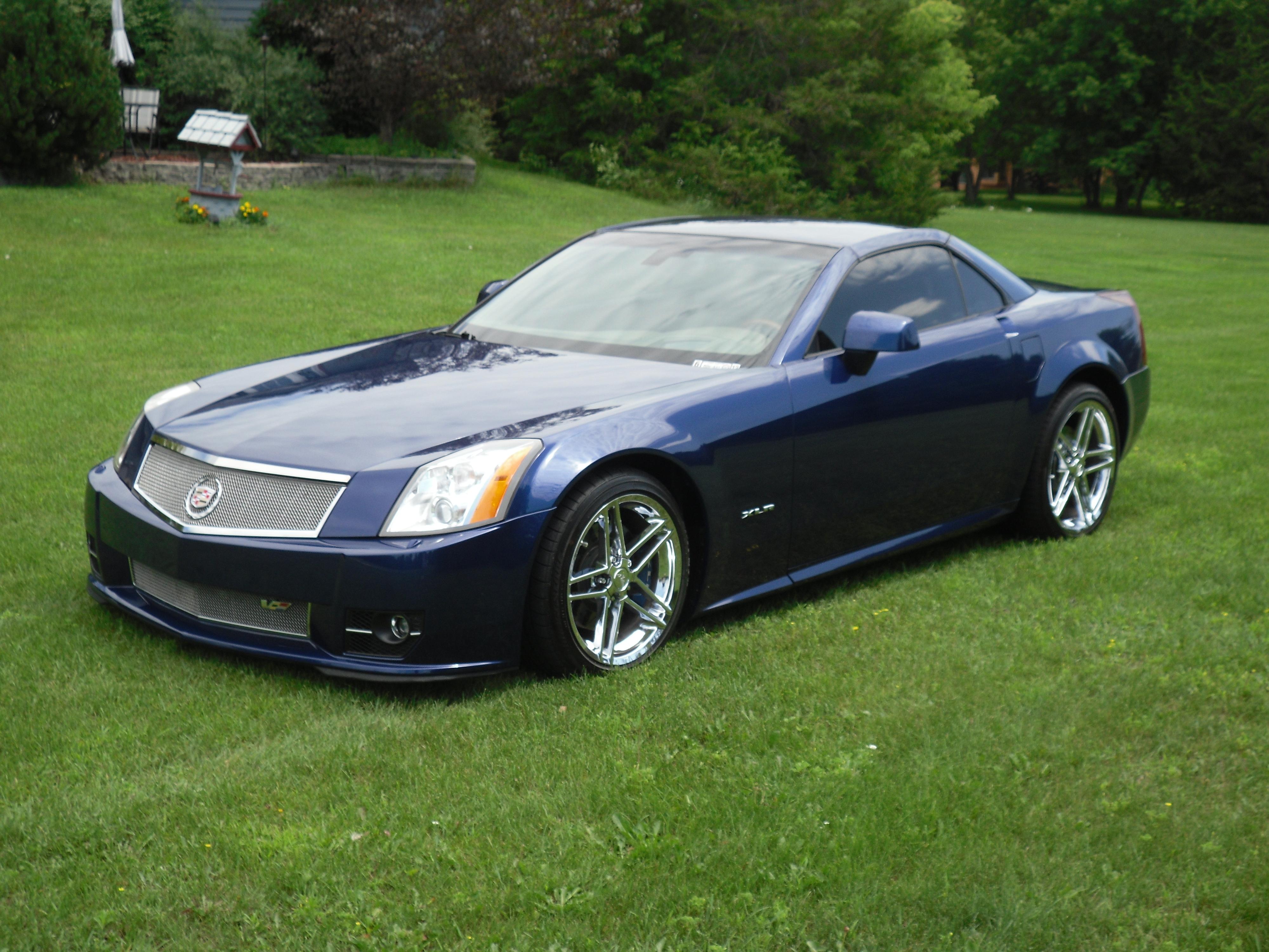 Cadillac XLR 2005 foto - 2