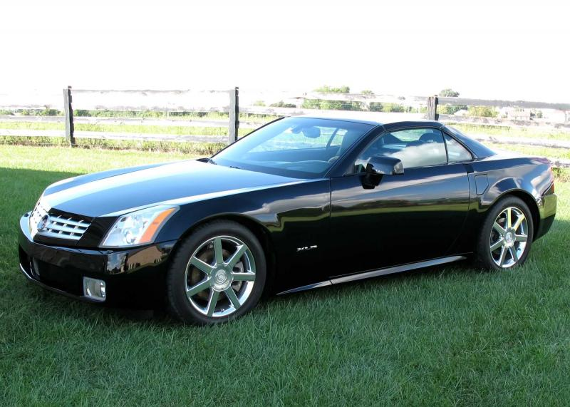 Cadillac XLR 2005 foto - 4