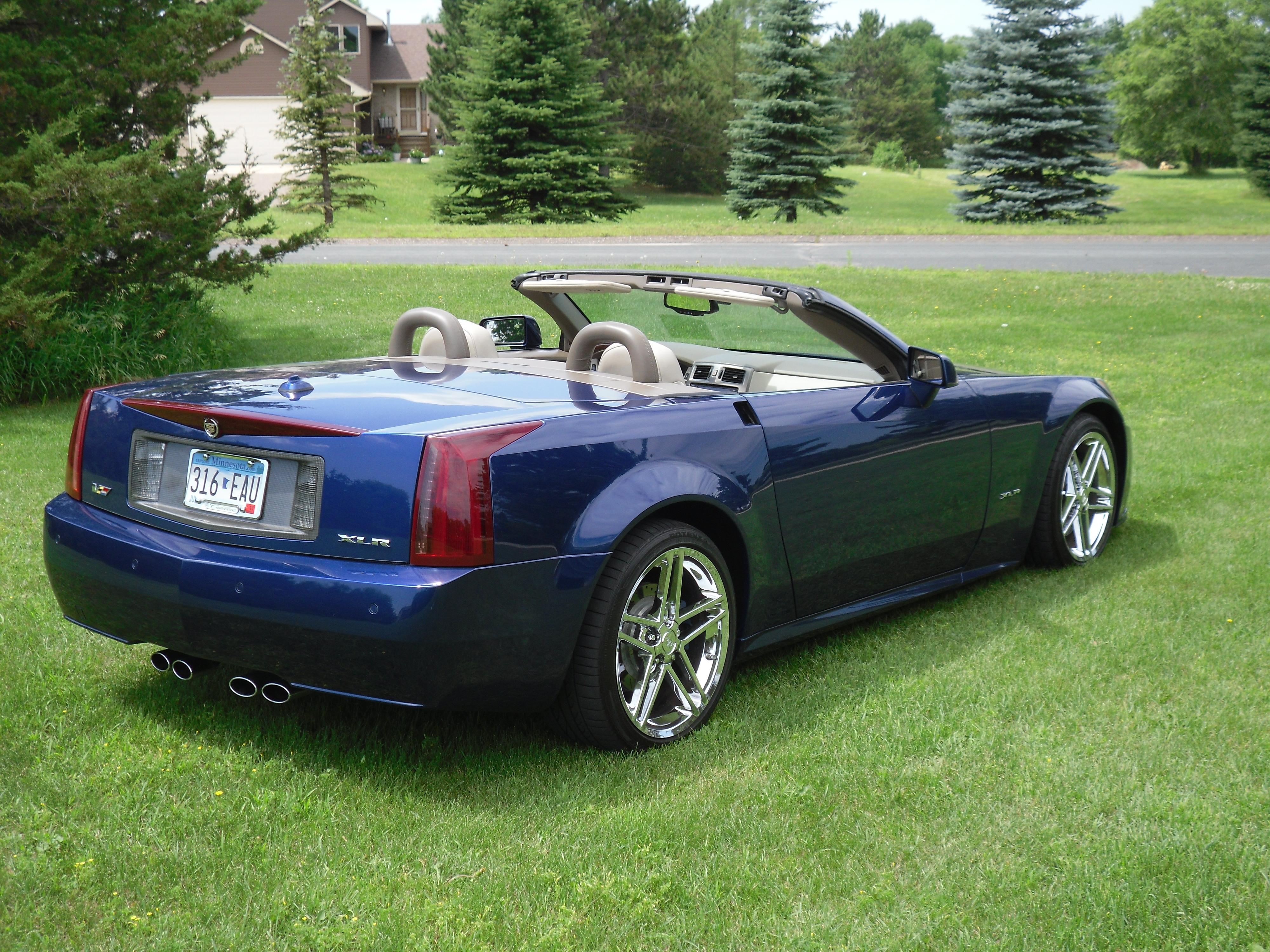 Cadillac XLR 2005 foto - 5
