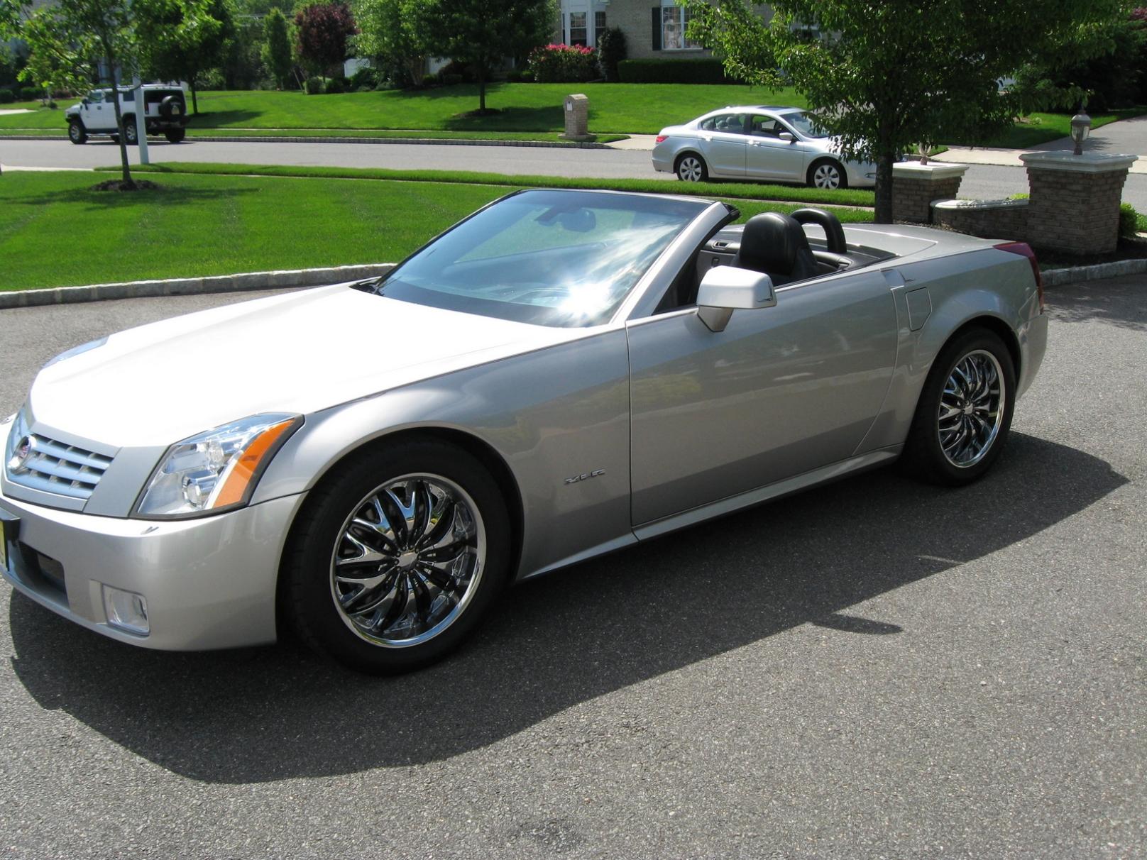 Cadillac XLR 2005 foto - 6