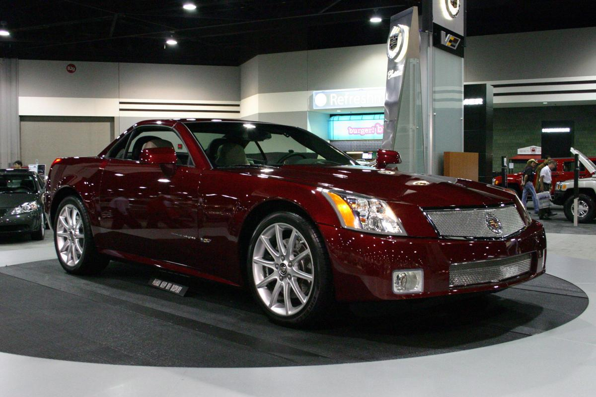 Cadillac XLR 2006 foto - 1