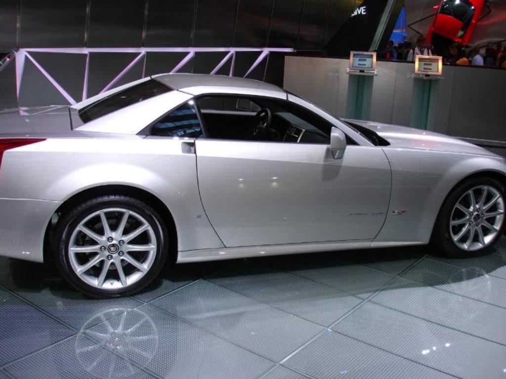 Cadillac XLR 2006 foto - 6