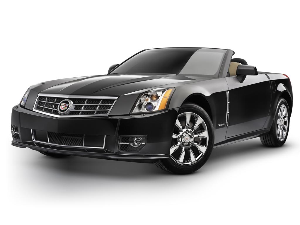 Cadillac XLR 2009 foto - 4