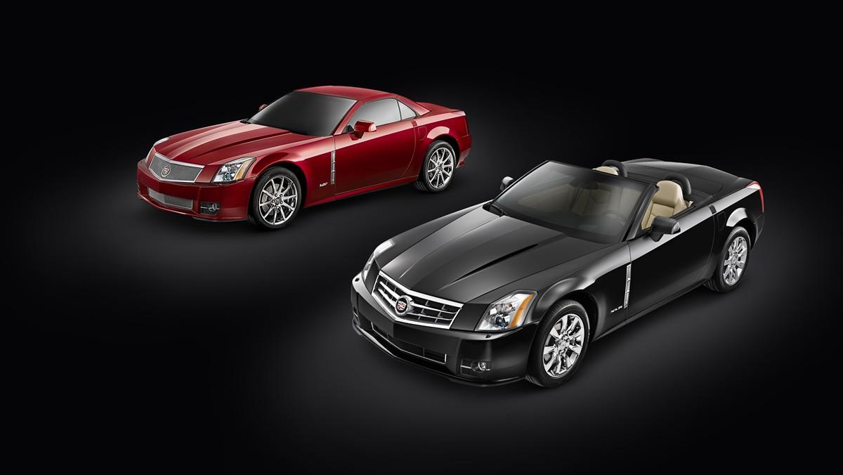 Cadillac XLR 2013 foto - 1