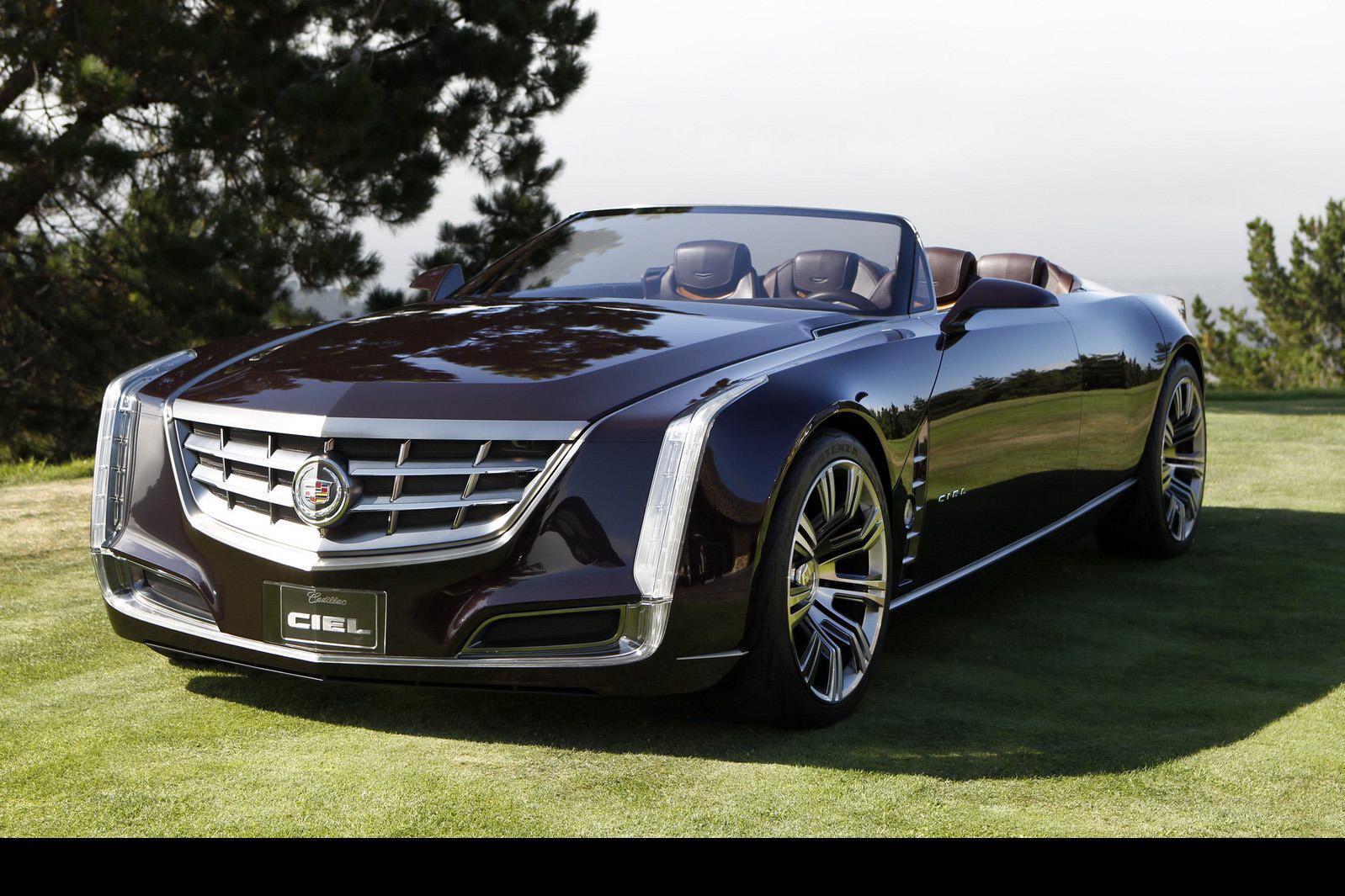 Cadillac XLR 2013 foto - 5